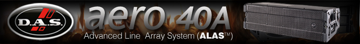 DAS Audio Aero 40A