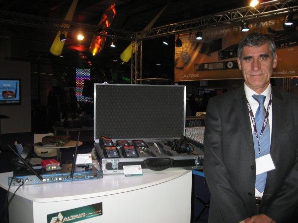 Antonio Ruiz Antoñanzas de Altair Audio