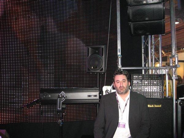 José Ignacio Toca, Musical Tomas, Black Sound