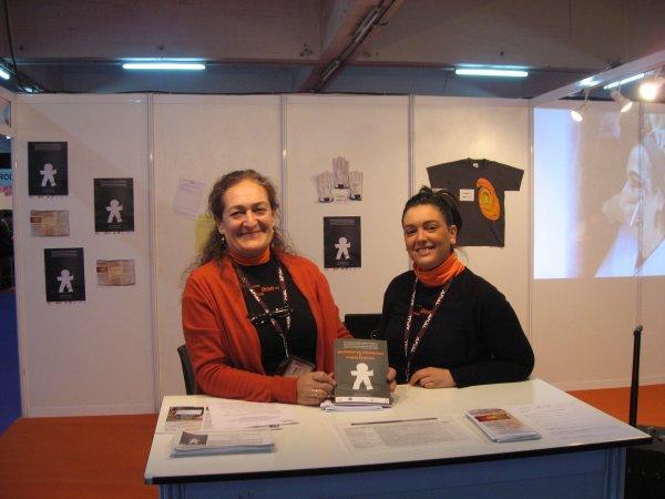 ATAE, Carmen Torres y Arantza Rojo