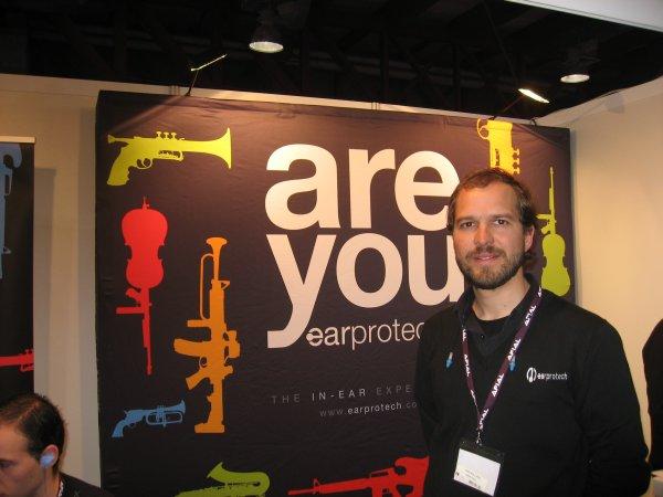 earprotech, Jaime Ros