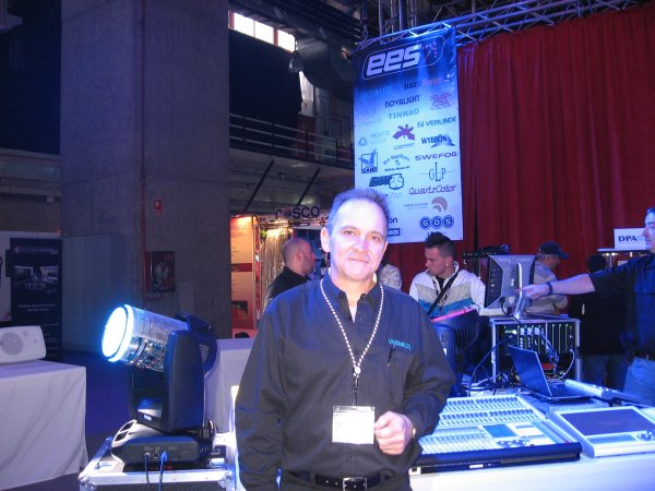 Joaquin Galvez, EES