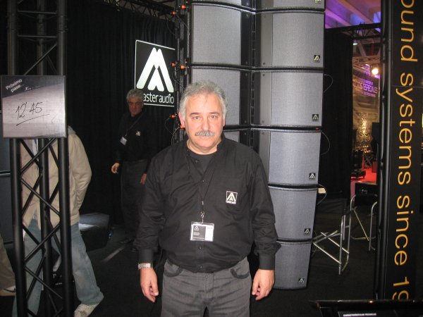 Josep Alas, Master Audio, Amate Electroacústica