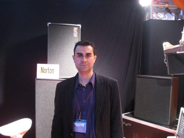 Alberto Martinez, Norton, Alteisa