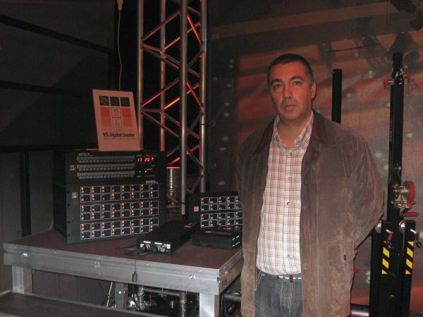 Emilio Morales, VS Audio Systems