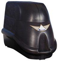 No se a vosotros, pero a mí me recuerda a Darth Vader