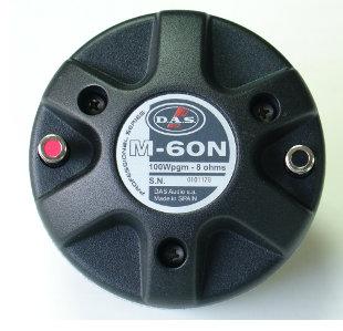 das-audio-motor-m60n driver