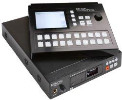 Reproductor Denon DN-F400 con mando a distancia RC F-400S