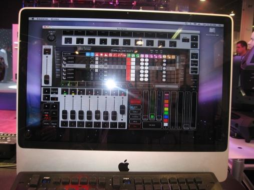 Elation y American DJ en el NAMM