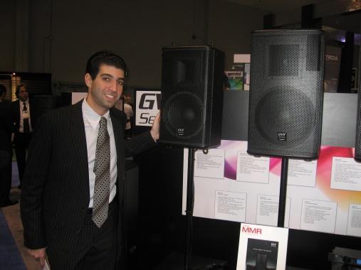 Ikey Cabasso de Gemini / Cortex / iKey Audio