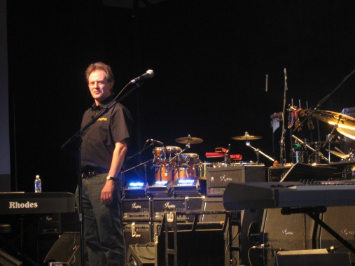 John Oakley Midas Klark Teknik NAMM 2010