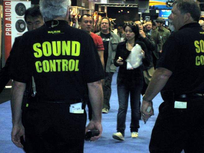 La poli del sonido