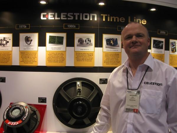 Ken Weller de Celestion