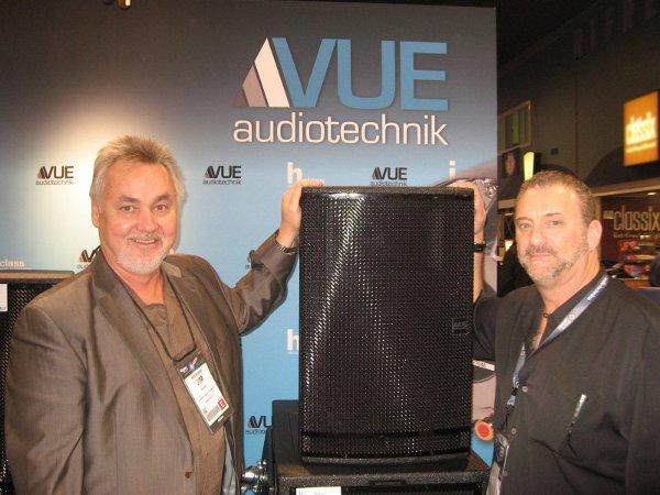 Vue Audiotechnik, Ken Berger, Jim Sides