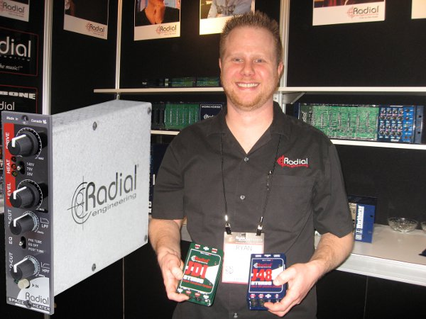 Ryan Juchnowski de Radial
