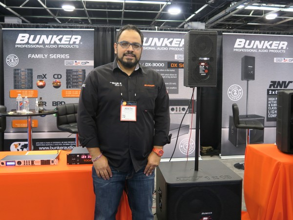 Arath Palomera, Bunker Audio