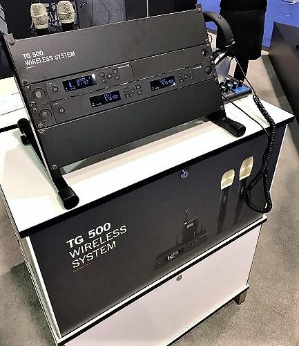 sistema inalámbrico beyerdynamic TG 500
