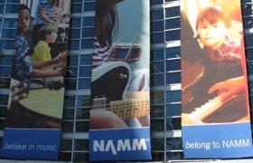 NAMM 2009