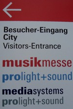 Prolight+Sound - Musik Messe 2009