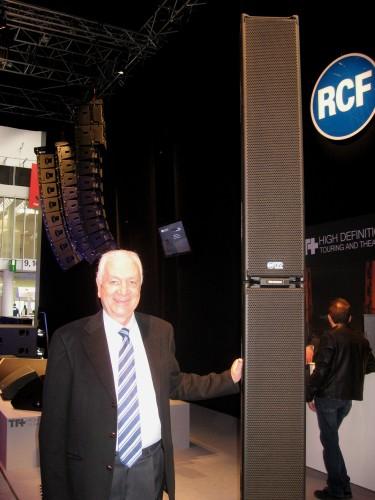 RCF Arturo Vicari