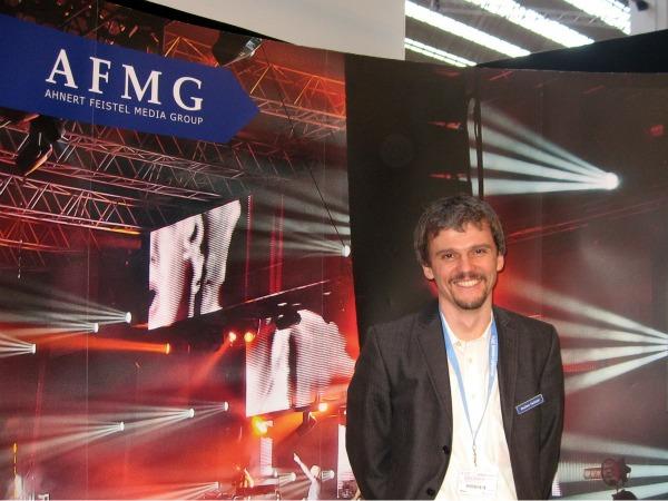 Stefan Feistel, AFMG