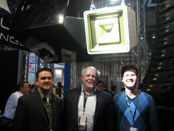 EAW, Jeff Rocha, Kenton Forsythe y Nathan Butler