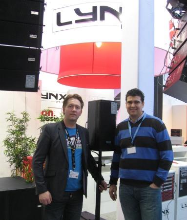 Jesús Fuentes, Lynx Pro Audio