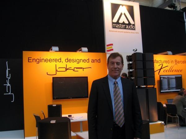 Juan Amate, Amate Electroacústica, Master Audio