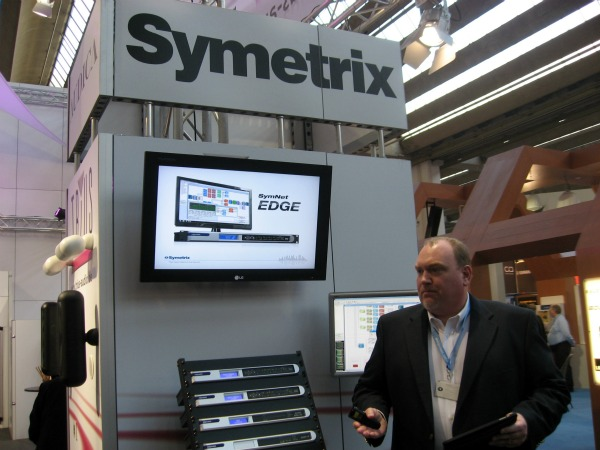 Symetrix, Paul Roberts