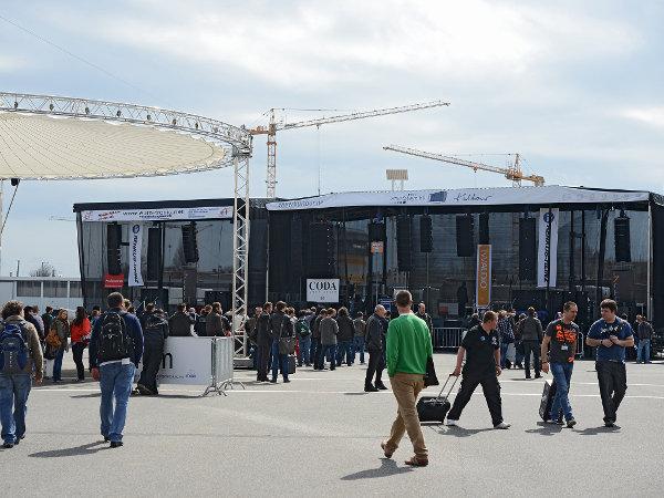 Concert Sound Arena PLS 2013. Foto: Frankfurt Messe