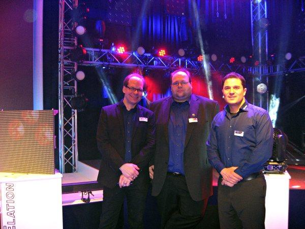 Elation, Simon Gasch, Marc Librecht y Simon Gasch