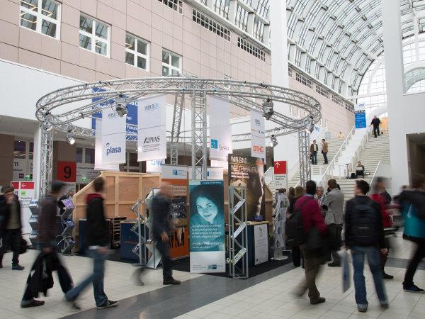 Fin de la primera parte. Foto: Frankfurt Messe