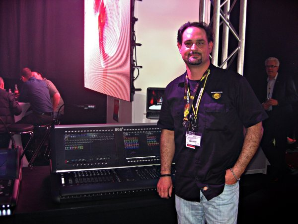 Noel García de High End Systems
