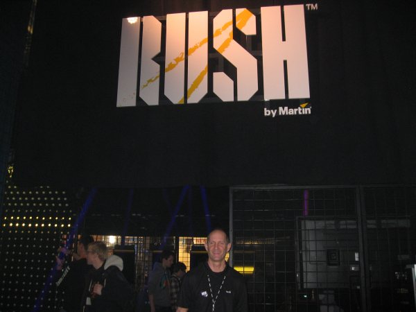 Rush de Martin Larry Beck