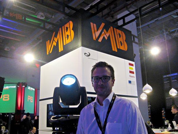 Ben Sinclair, VMB