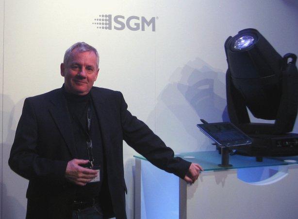 Peter Johansen, SGM