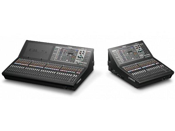 Yamaha QL-1 y QL-5