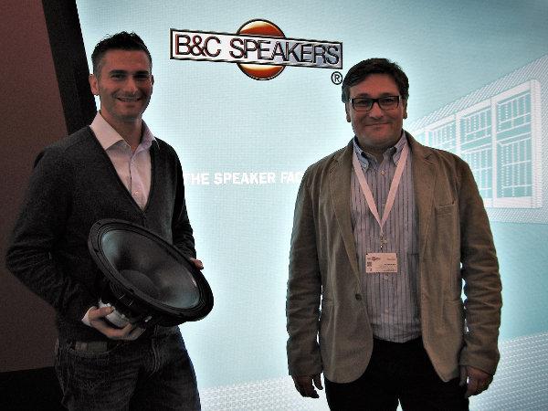 B&C, Lorenzo Aschieri y Gustavo Bohn