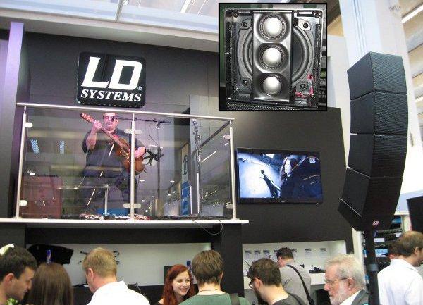 LD systems, Curv
