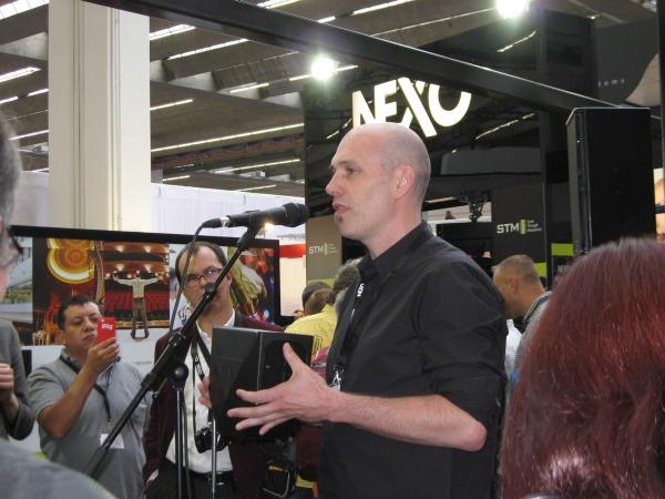 Nexo, Remi Vaucher con el ID24
