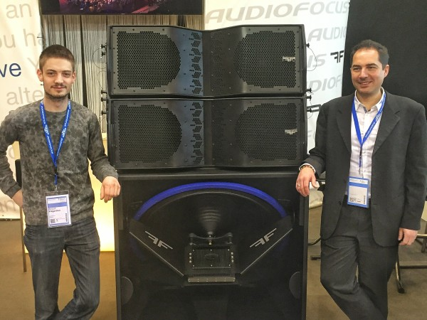 AudioFocus, Xavier Marchal, Arnaud Prégardien