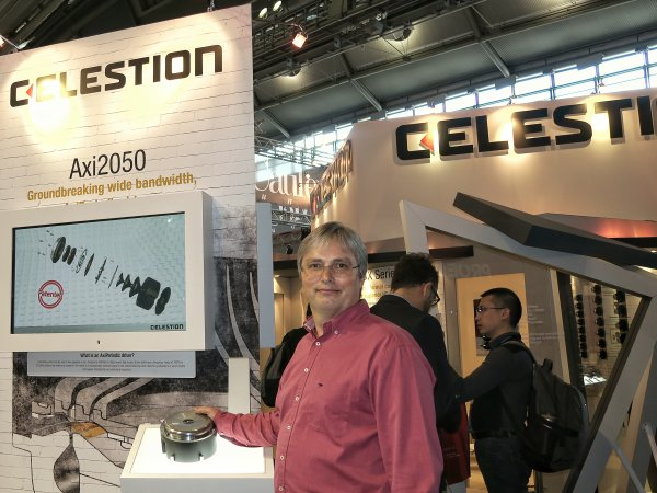 Celestion Axi2050, Mark Dodd