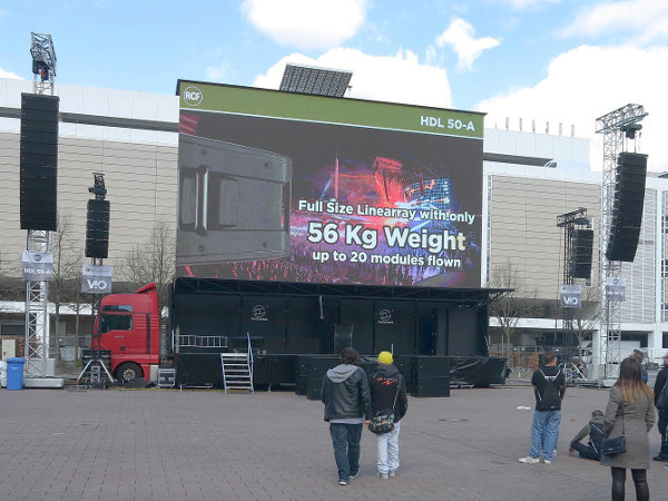 Live Sound Arena