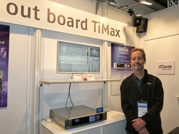Outboard TiMax, Dave Haydon