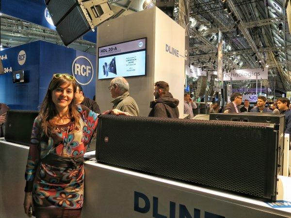 RCF, Elisa Cornia