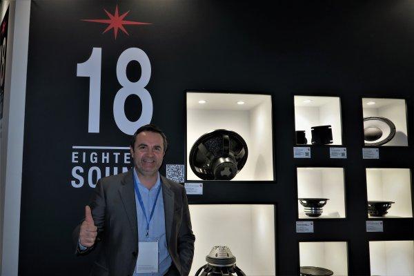 Giacomo Previ de 18Sound
