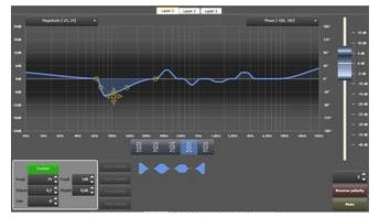 Audio Suite de Powersoft